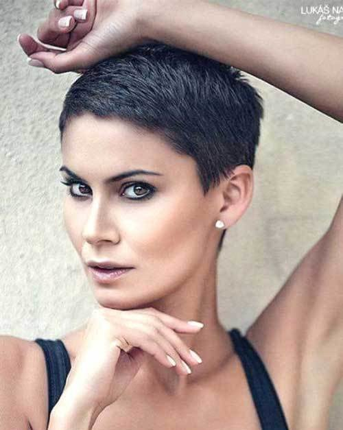 The Best Super Short Haircuts For Captivating Ladies Short Pictures