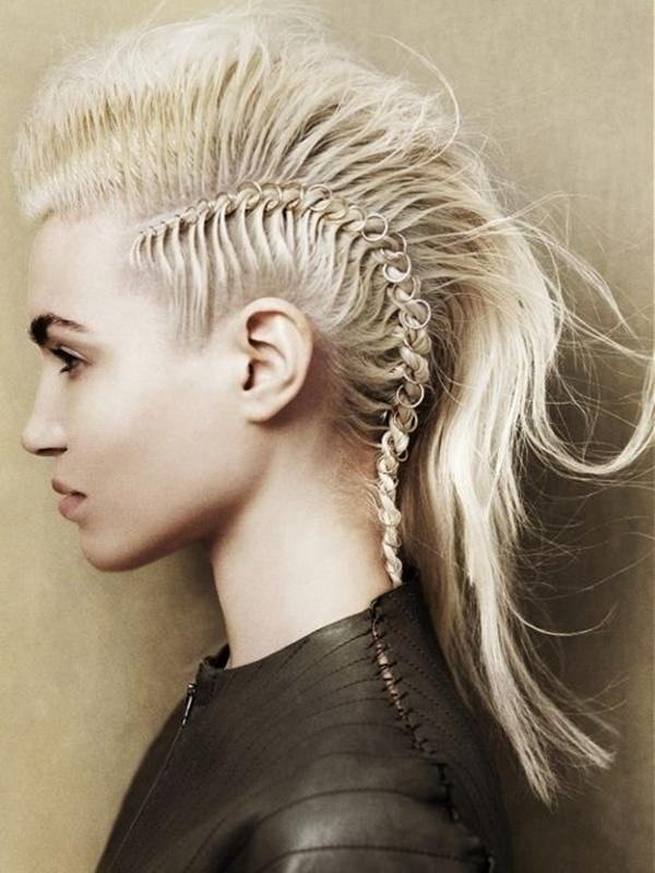 The Best 45 Fantastic Braided Mohawks To Turn Heads And Rock This Pictures