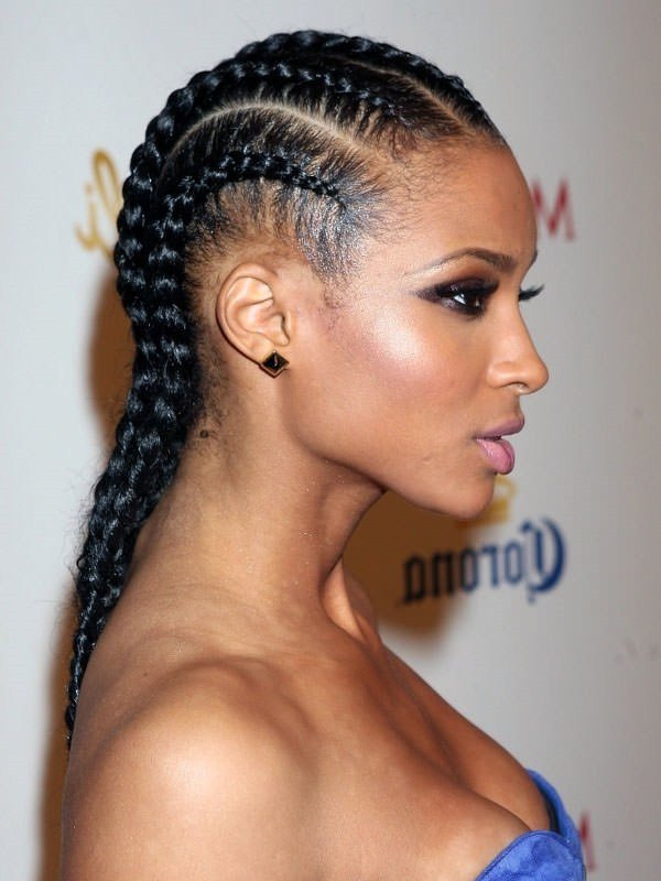 The Best 66 Of The Best Looking Black Braided Hairstyles For 2018 Pictures