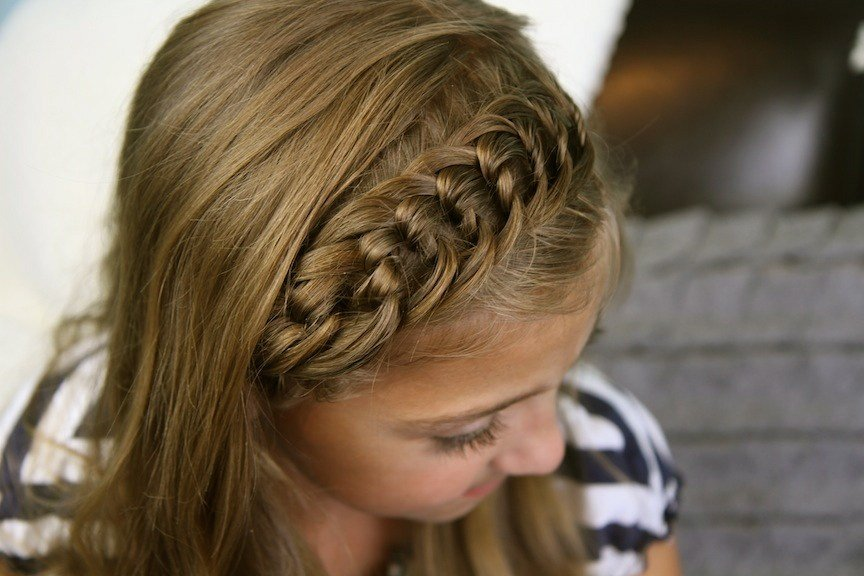 The Best The Knotted Headband Back To School Hairstyles Cute Pictures