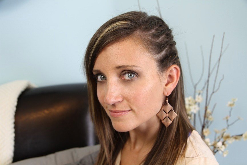 The Best Side Flat Twists Cute Girls Hairstyles Pictures
