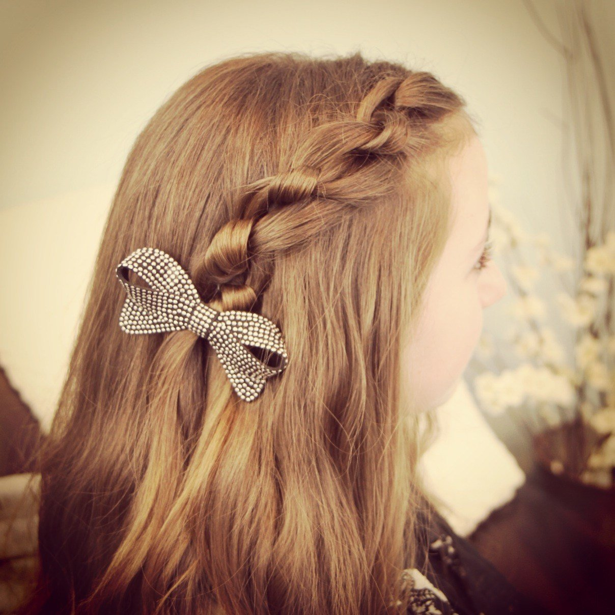 The Best Photo 4 Cute Girls Hairstyles Pictures