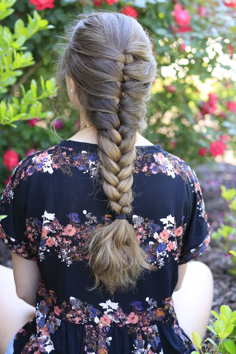 The Best Faux French Braid Cute Girls Hairstyles Pictures