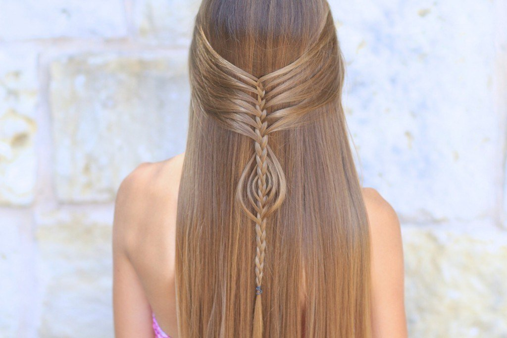 The Best Mermaid Braid Combo Cute Girls Hairstyles Pictures