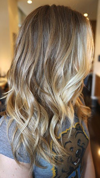 The Best Fall Winter 2014 Hair Color Trends Guide Simply Pictures