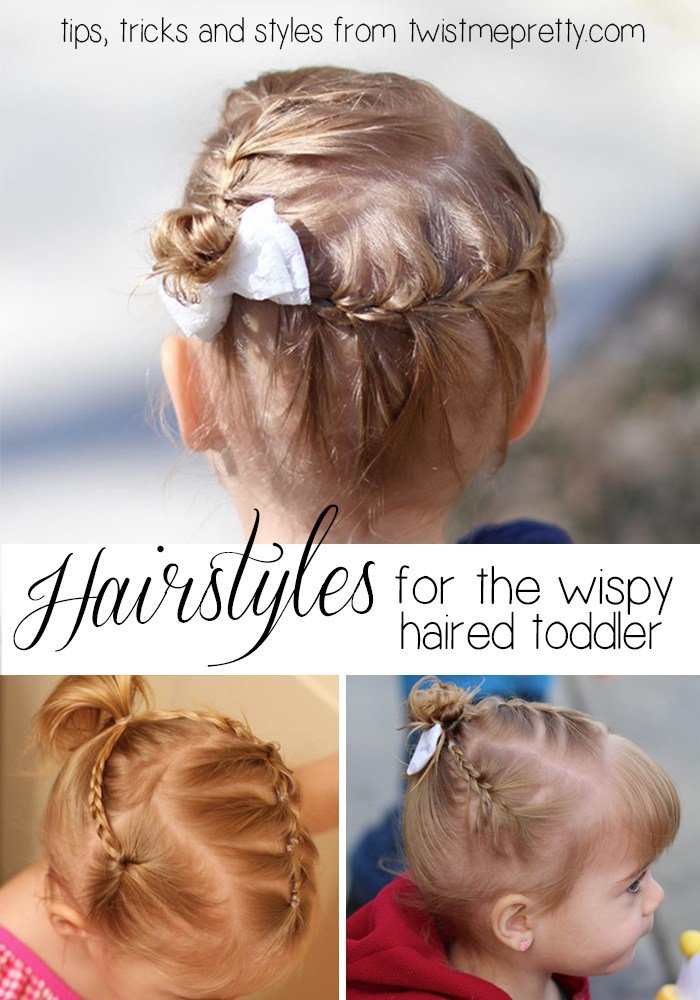 The Best Styles For The Wispy Haired Toddler Twist Me Pretty Pictures