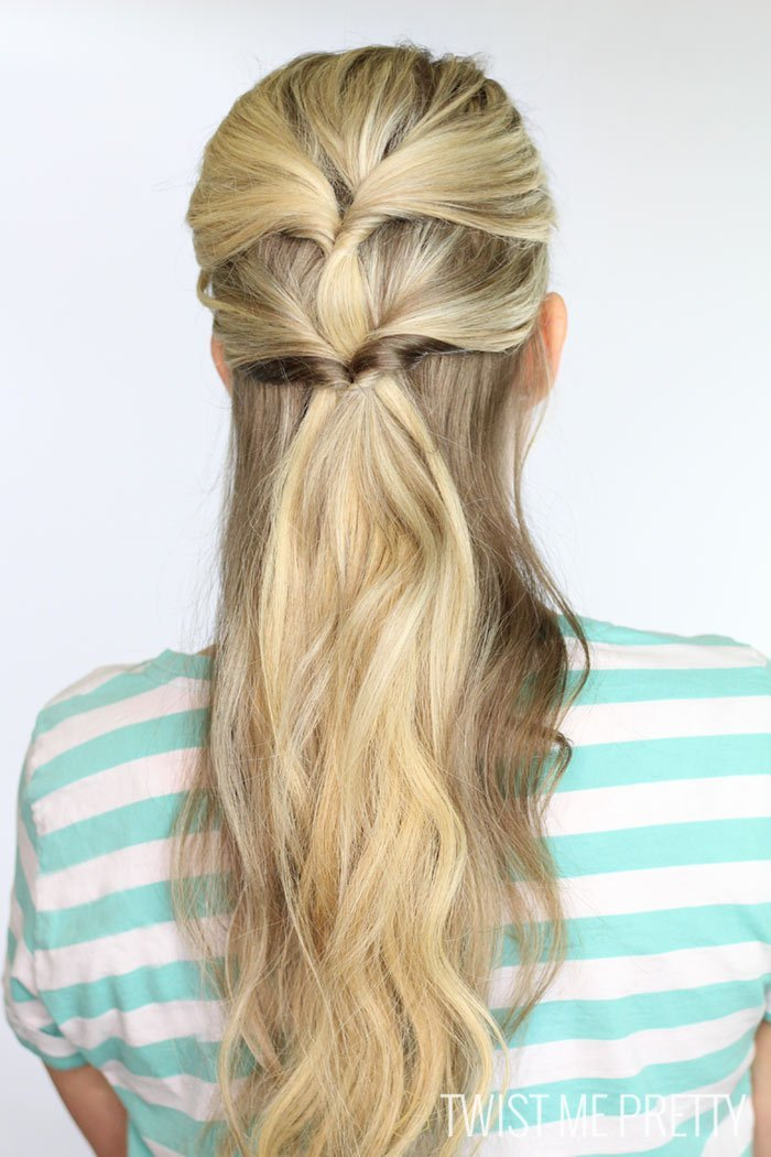 The Best 3 Buildable Summer Hairstyles Twist Me Pretty Pictures