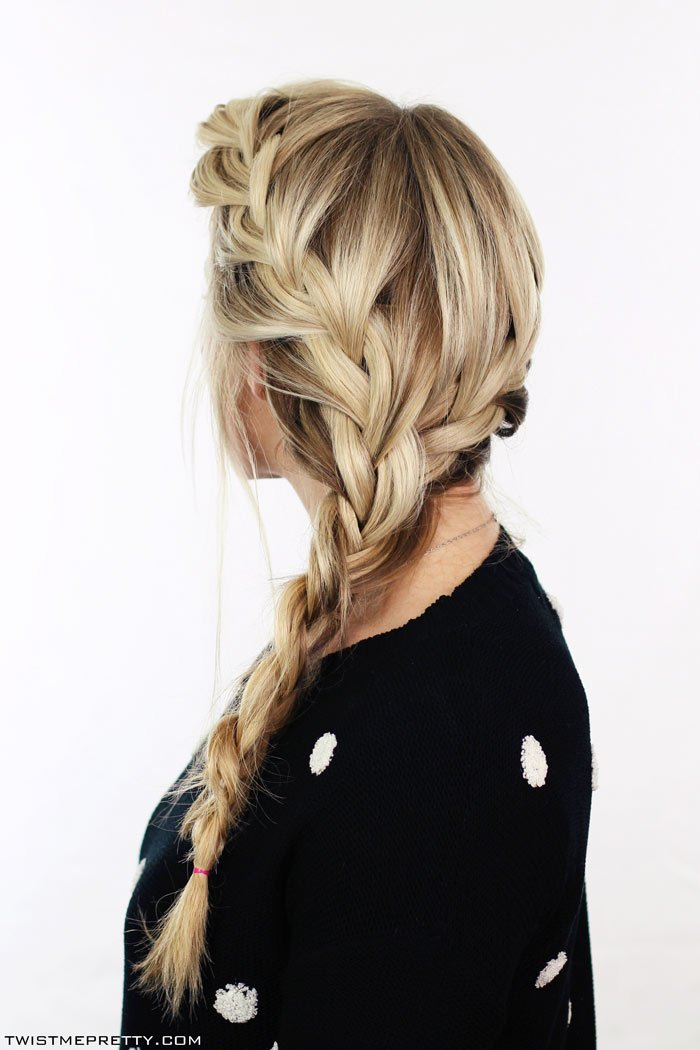 The Best Day To Night Hairstyles Twist Me Pretty Pictures