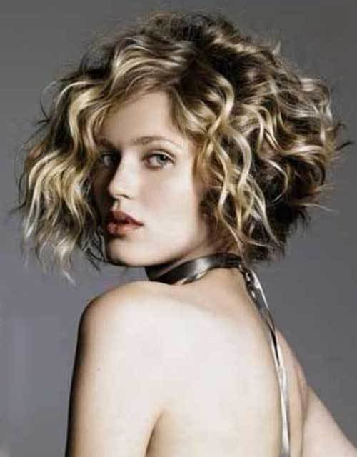 The Best 15 Short Thick Curly Hair Short Hairstyles Haircuts 2018 Pictures