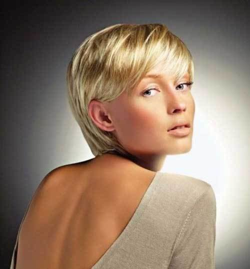 The Best 20 Hairstyles For Thin Short Hair Short Hairstyles Haircuts 2018 Pictures
