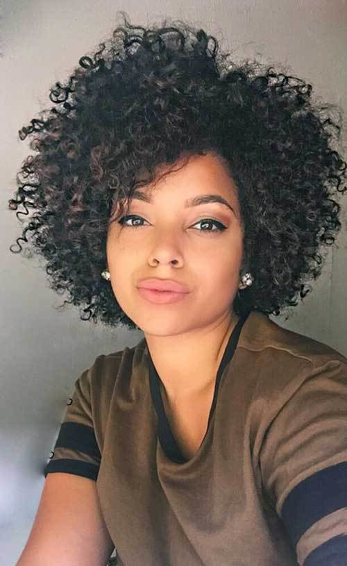 The Best 20 Good Short Haircuts For Naturally Curly Hair Short Pictures