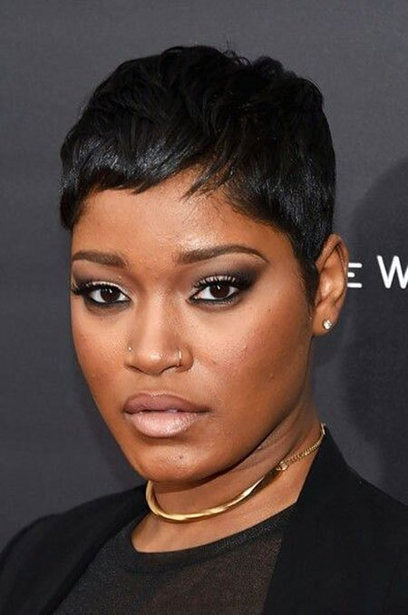 The Best 40 Super Short Haircuts For Black Women Short Hairstyles Haircuts 2017 Pictures