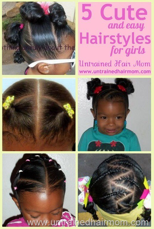 The Best 5 Easy Creative Natural Hairstyles Pictures
