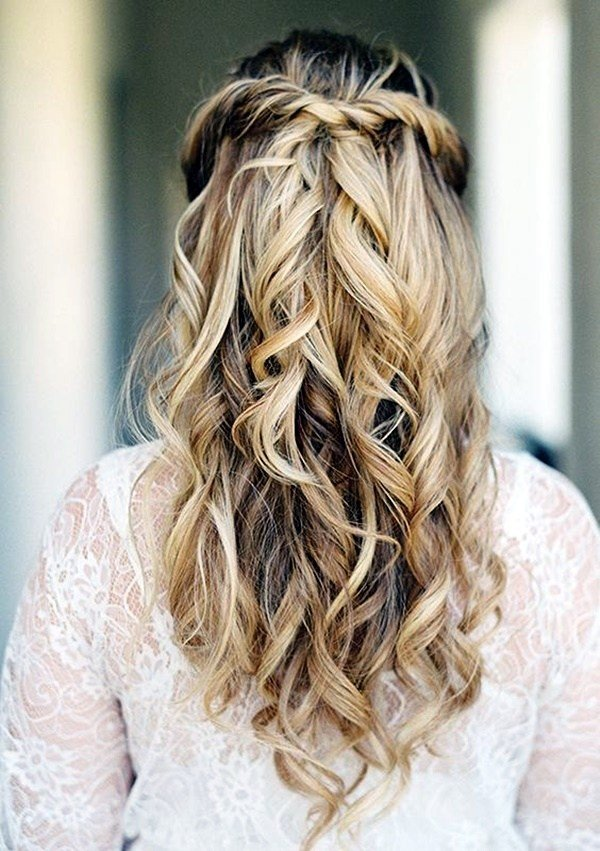 The Best 45 Easy Half Up Half Down Hairstyles For Every Occasion Pictures