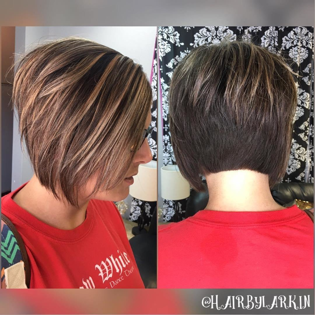 The Best Layered Bob Hairstyles Modern Short Bob Haircuts With Layers For Any Occasion 8 – Neue Frisuren Pictures