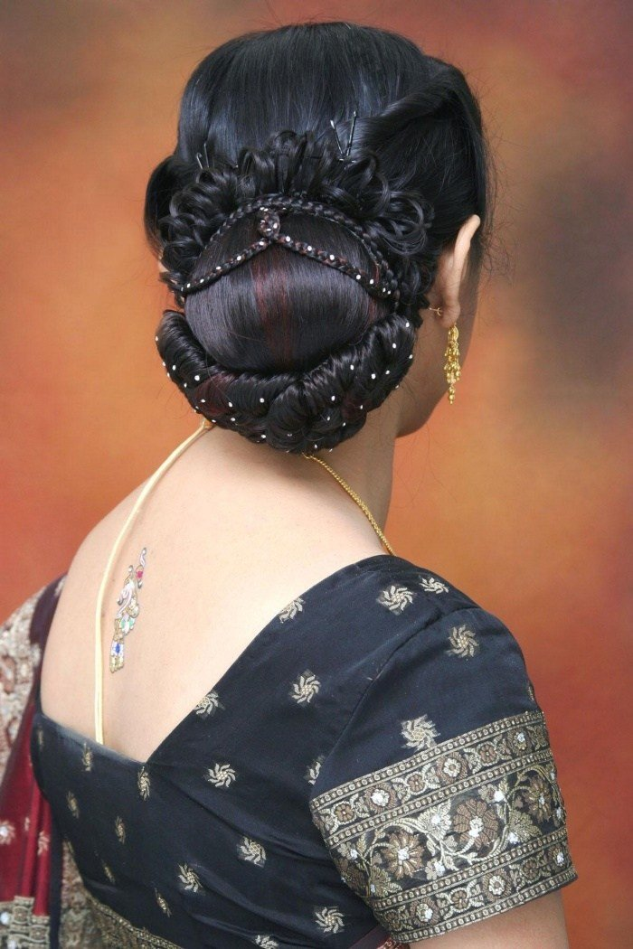 The Best Indian Wedding And Reception Hairstyle Trends 2013 – India Pictures