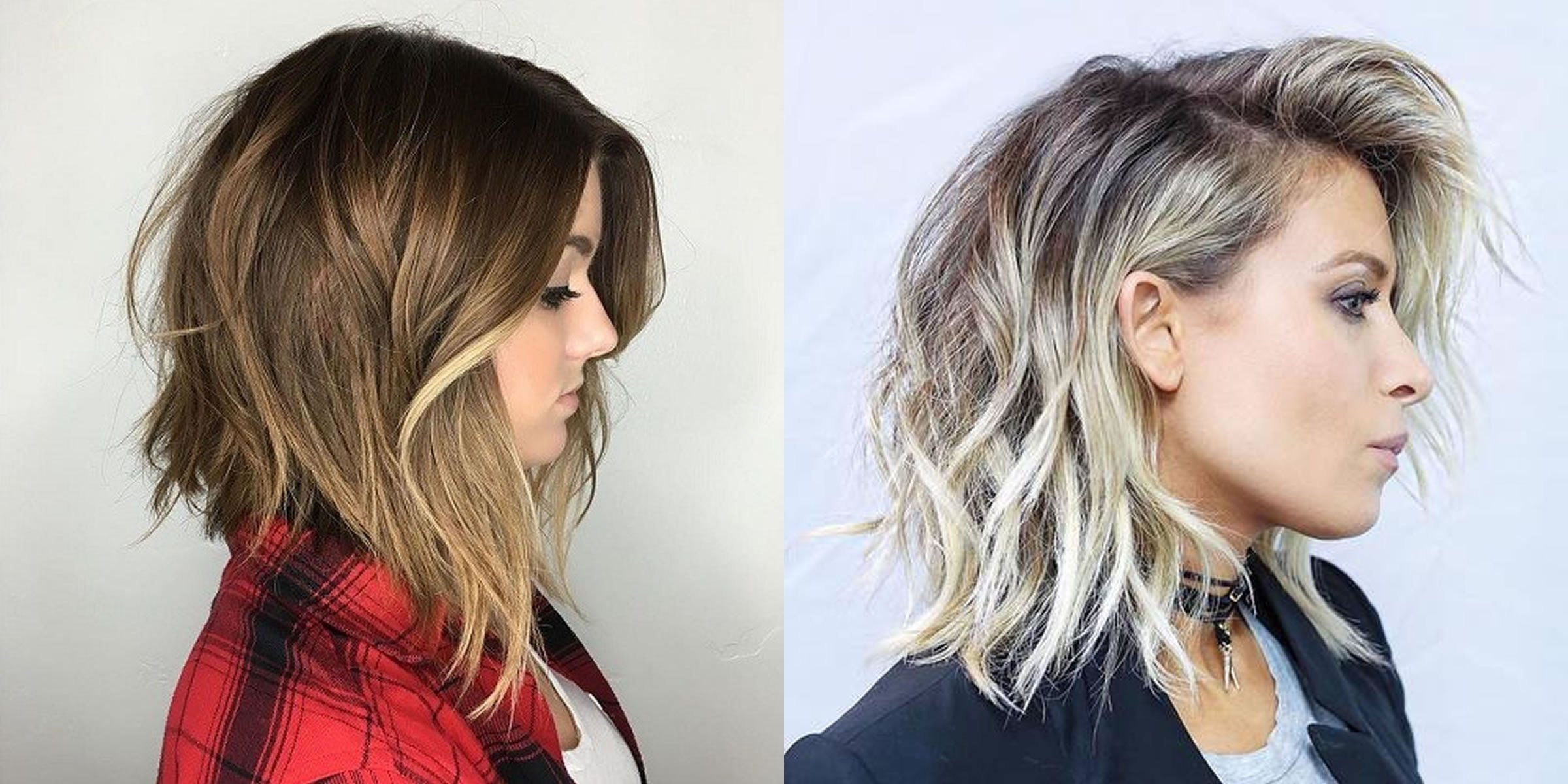 The Best 60 Best Long Bob Hairstyles And Hair Colors Balayage Pictures