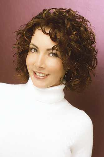 The Best Short Curly Hairstyles You Have To See Hairstylescut Com Pictures