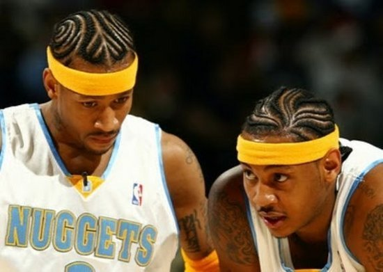 The Best Top Photo Of Allen Iverson Hairstyles Christopher Lawson Pictures