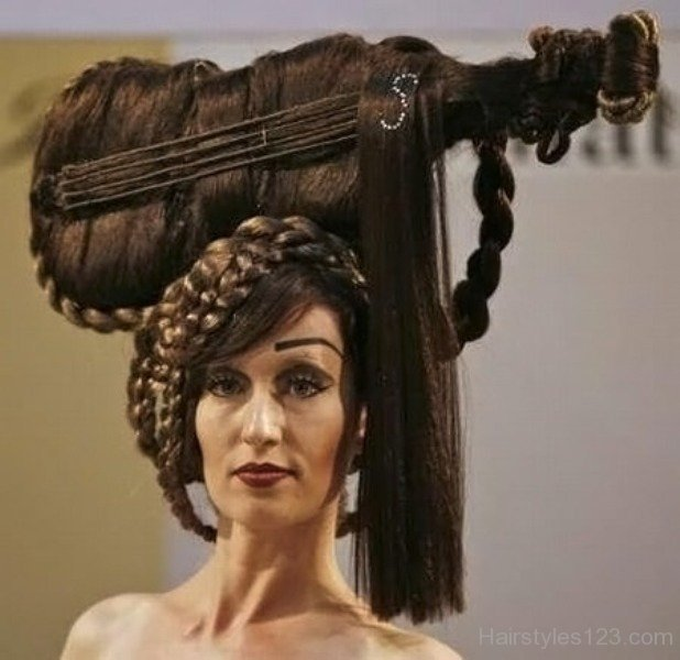 The Best Wild Hairstyles Page 3 Pictures