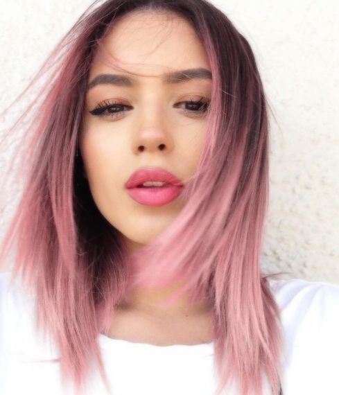 The Best 30 Pink Ombre Hair Ideas Hairstyles Update Pictures