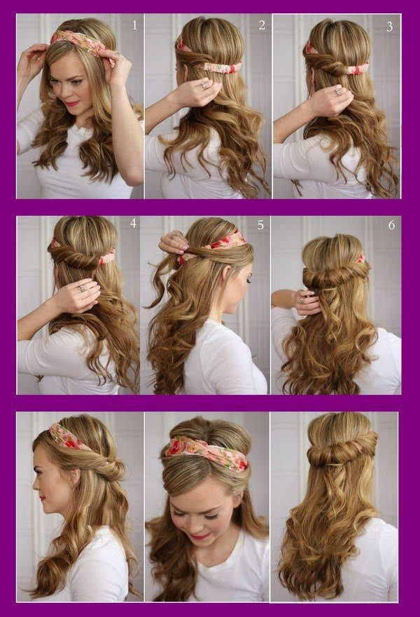 The Best Prom Hairstyles Step By Step Instructions Pictures