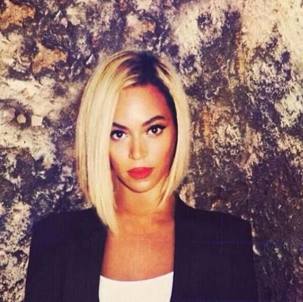 The Best Hairstyle Of The Week The Beyonce Bob Kamdora Blog Pictures