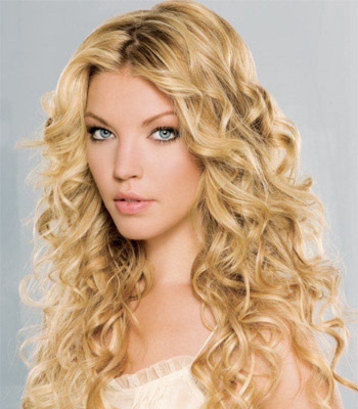 The Best 10 Long Curly Haircuts Learn Haircuts Pictures