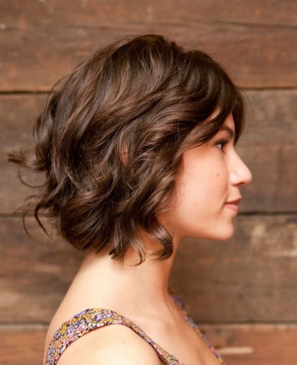The Best 15 Great Short Curly Hairstyles Youqueen Pictures