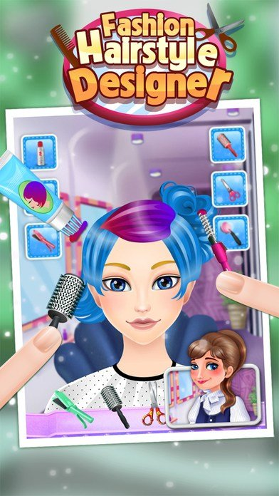 The Best App Shopper Fashion Princess Hairstyle Designer Games Pictures