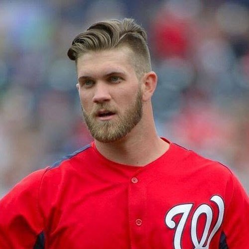 The Best 20 Best Bryce Harper Haircut How To Get Hair Like Bryce Pictures