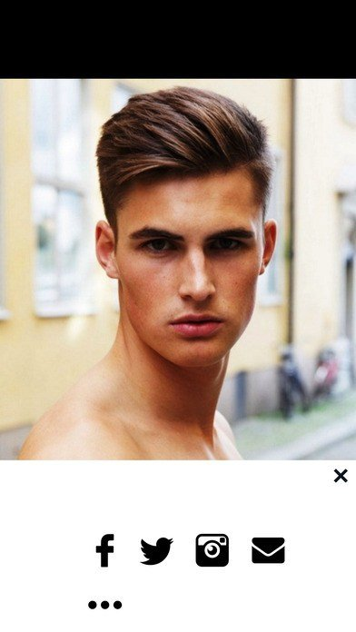 The Best Hair Styles And Haircuts Mens Hairstyle Makeover App Pictures