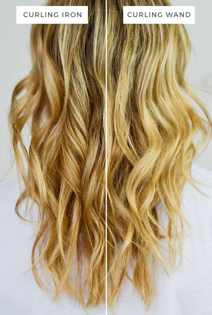 The Best Curling Iron Vs Curling Wand – Advice From A Twenty Something Pictures