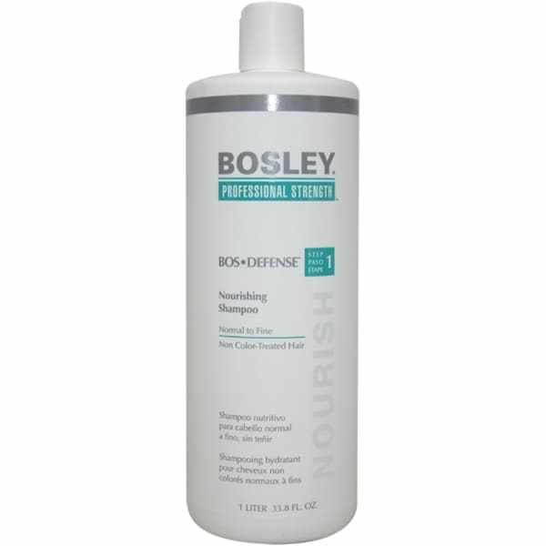 The Best Bosley Defense Nourishing 33 8 Ounce Shampoo For Normal To Pictures