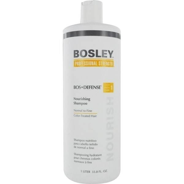 The Best Bosley Bos Defense Nourishing 33 8 Ounce Shampoo For Pictures