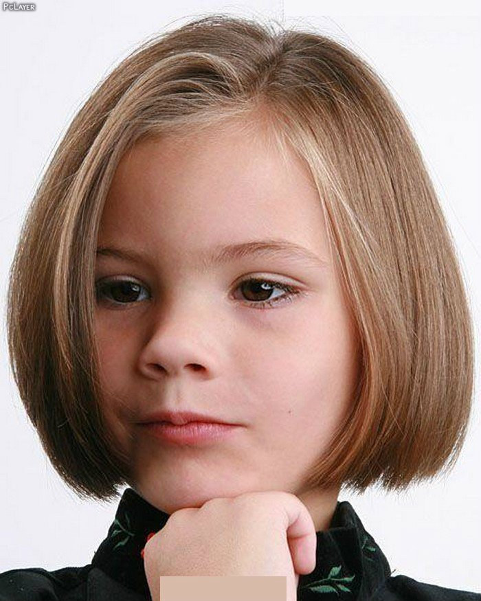 The Best Short Hair Styles For Little Girls Bakuland Women Pictures