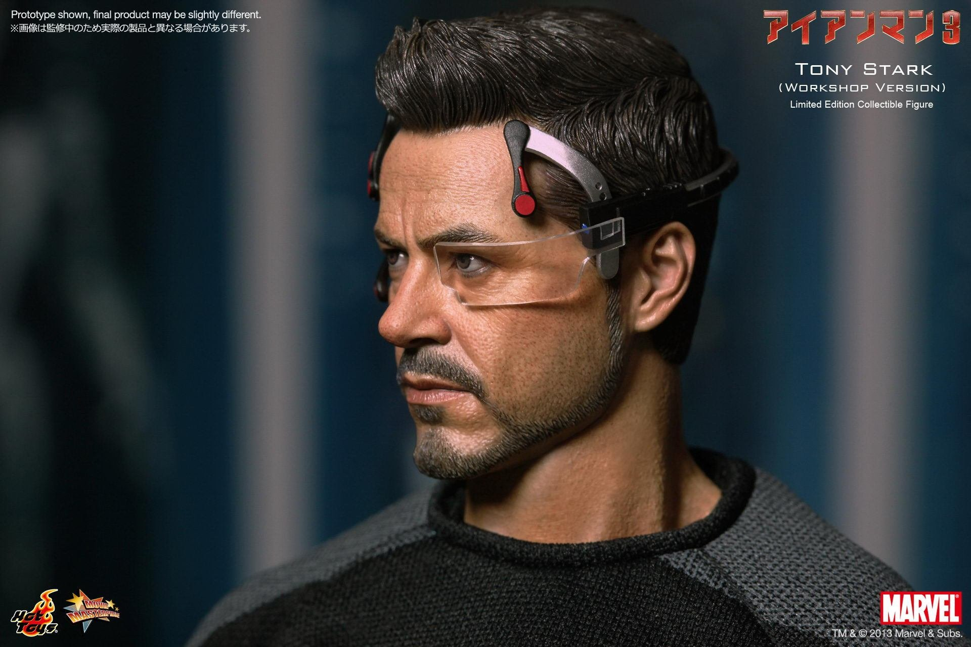 The Best General News Hot Toys Mms191 Iron Man 3 1 6Th Scale Pictures