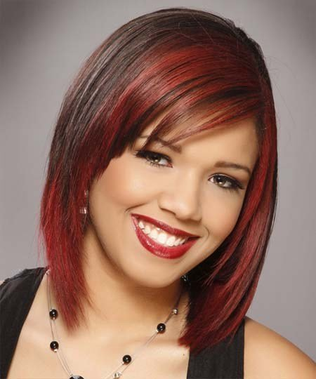 The Best Two Toned Hair Color Ideas For Medium Length Hair Buzfr Pictures