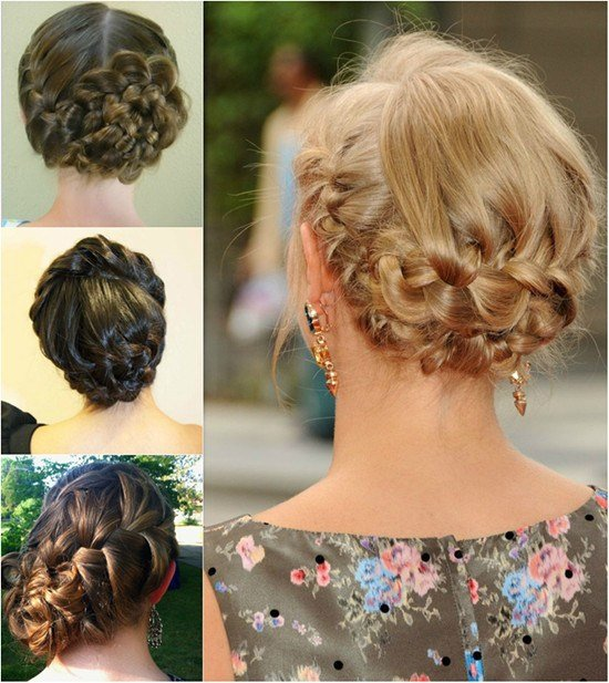 The Best French Braided Hairstyle Archives Vpfashion Vpfashion Pictures
