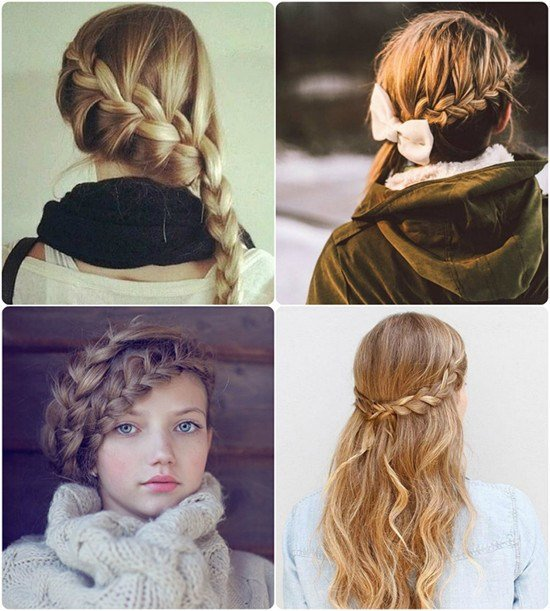 The Best 2014 Winter 2015 Hairstyles And Hair Color Trends Vpfashion Pictures
