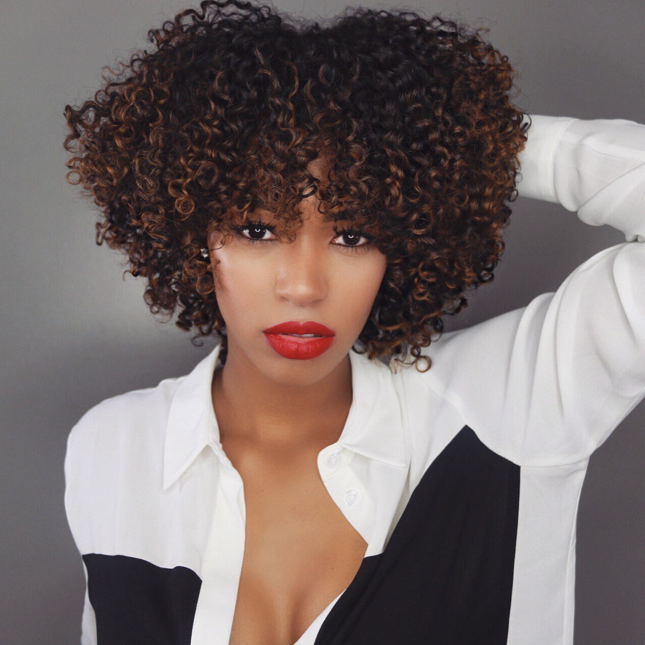 The Best 5 Medium Length Afros You'll Love Black Girl With Long Hair Pictures