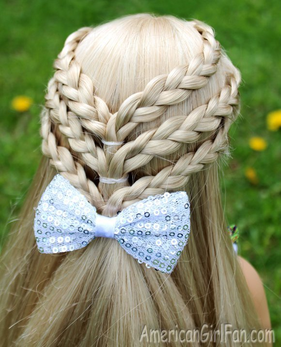 The Best 20 Fancy Little Girl Braids Hairstyle Pictures
