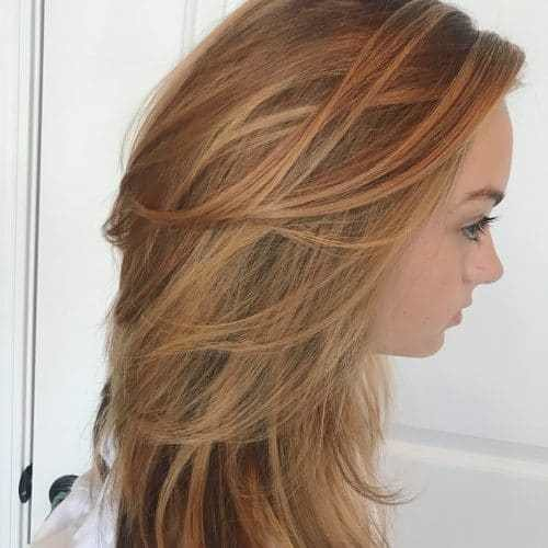 The Best 43 Cutest Long Layered Haircuts Trending In 2018 Pictures