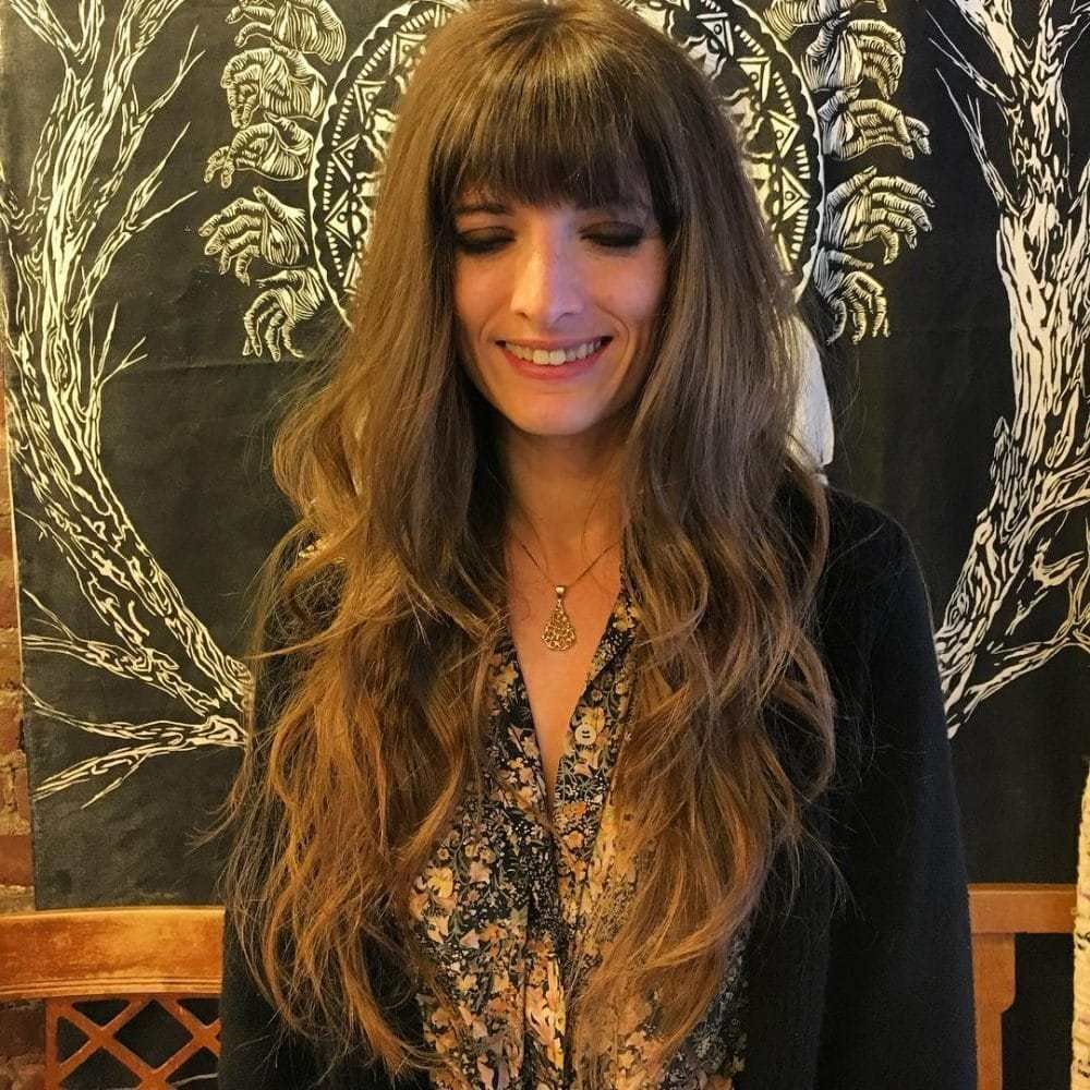 The Best 35 Best Long Hair With Bangs For Women In 2018 Pictures