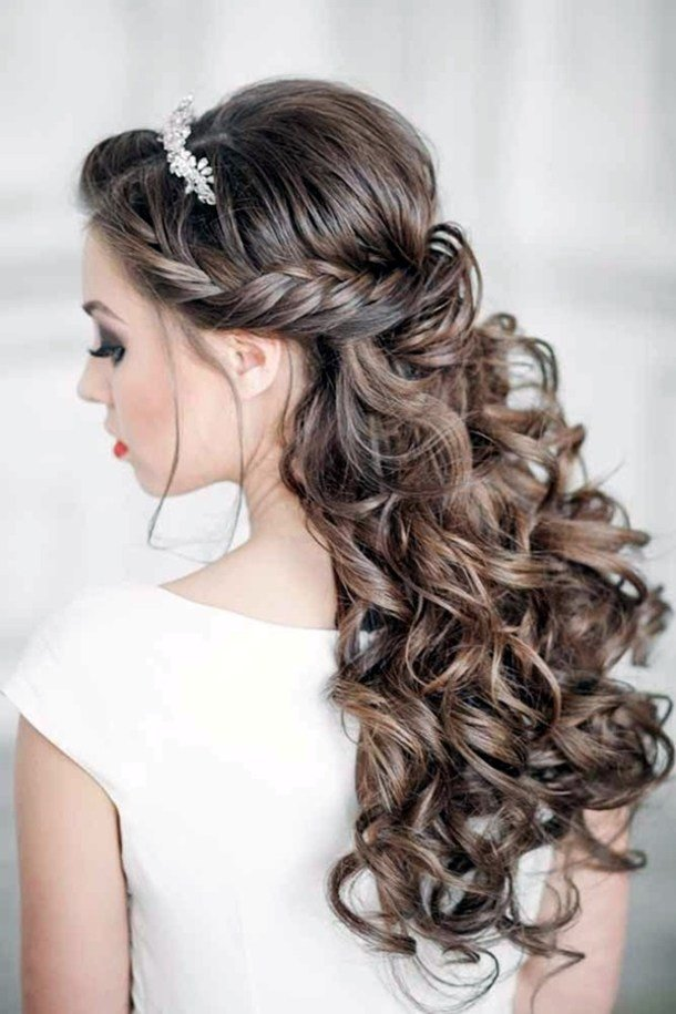 The Best 2016 Long Thick Hairstyles For Women Pictures