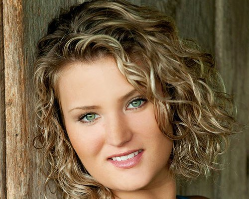 The Best 30 Cute Hairstyles For Curly Hair Which You Can Check Today Creativefan Pictures