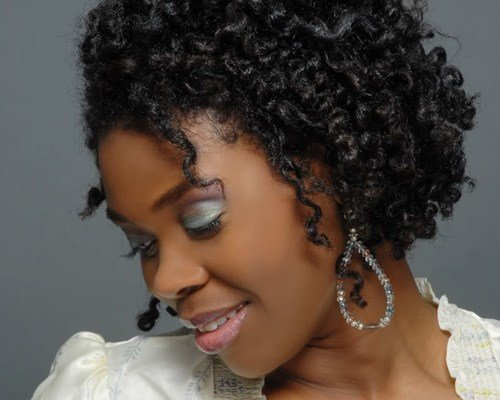 The Best 30 Remarkable Short Curly Hairstyles For Black Women Pictures