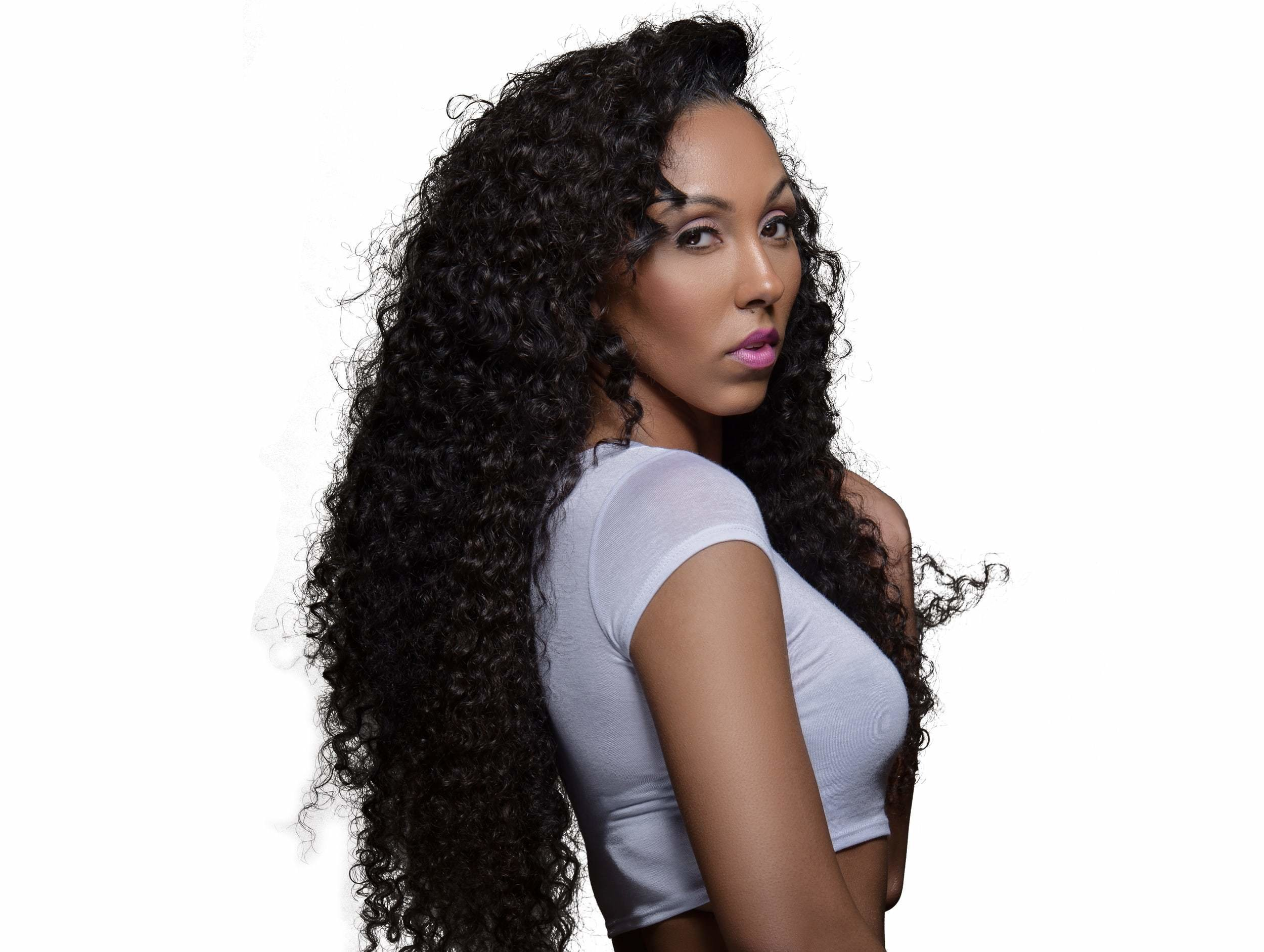 The Best Mink Brazilian Curly – Diamond Hair Company Pictures
