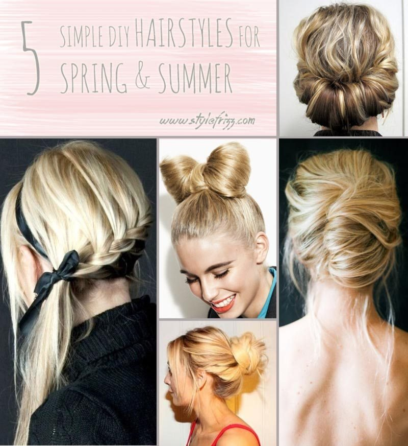 The Best You Ll Need These 5 Hair Tutorials For Spring And Summer Pictures