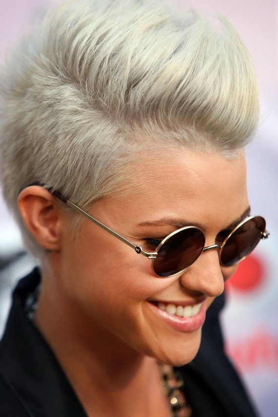 The Best Funky Hairstyles For Women Pictures